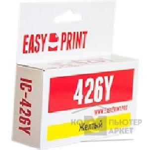 Картридж Easyprint IC-CLI426Y для Canon PIXMA : 4840/ 4940 / 5140