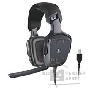 Наушники Logitech Gaming Headset G35 981-000549