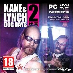 Игры Kane & Lynch 2: Dog Days рус. версия PC-DVD Jewel