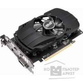 Видеокарта Asus PCI-E PH-RX550-4G-EVO AMD Radeon RX 550 4096Mb 128 GDDR5 1183/6000 DVIx1/HDMIx1/DPx1/HDCP Ret/ASUS PH-RX550-4G-EVO PH-RX550-4G-EVO