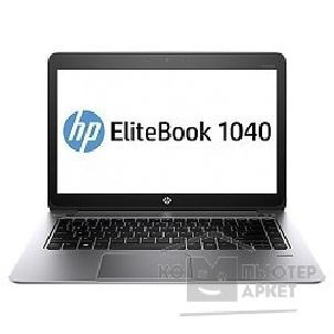 "Ноутбук Hp EliteBook Folio Ultrabook 1040 [V1B13EA#ACB] Core i7-6600U 2.6GHz,14"" QHD LED AG Cam,8GB,512GB SSD,WiFi,4G-LTE,BT,6CCL,1.58kg,3y,Win7Pro 64 +Win10Pro 64 +RJ45/ VGA Adapter"