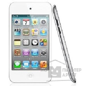 APPLE гаджет MP3 Apple iPod touch 4 white 8Gb MD057  GNL