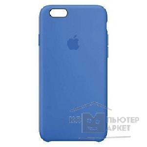 Аксессуар Apple MM632ZM/ A  iPhone 6/ 6s Silicone Case - Royal Blue