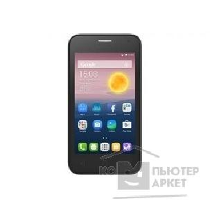 Мобильный телефон Alcatel  PIXI FIRST 4024D Metal Silver