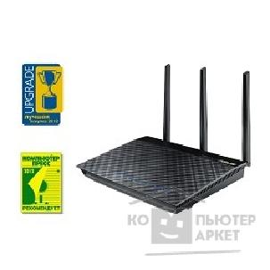 Сетевое оборудование Asus RT-AC66U 802.11ac Dual-Band Wireless-AC1750 Gigabit Router