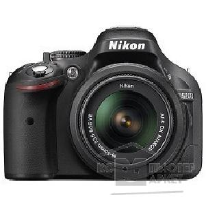 �������� ���������� Nikon D5200 KIT 18-55 VR II Black