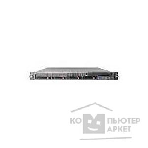 Сервер Hp 457924-421 DL360G5 Xeon E5430 2.66GHz QC/ 2GB PC2-5300/ P400i/ 256MB/ Dual NC373i/ noHDD/ 700W/ R-mount 1U