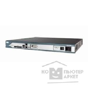 Сетевое оборудование Cisco 2811-V/ K9 [2811 Voice Bundle,PVDM2-16,SP Serv,64F/ 256D]