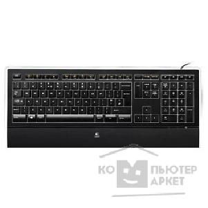 Клавиатура Logitech 920-005695  Keyboard K740 USB Illuminated