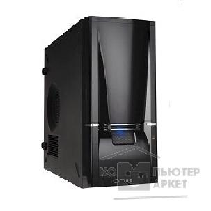 Корпус Inwin MidiTower  C-654 BL 450W 2*USB+Audio ATX [6028036/ 6054214]