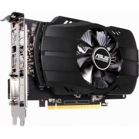 Видеокарта Asus PCI-E PH-550-2G AMD Radeon RX 550 2048Mb 64 GDDR5 1183/6000 DVIx1/HDMIx1/DPx1/HDCP Ret/ASUS PH-550-2G PH-550-2G