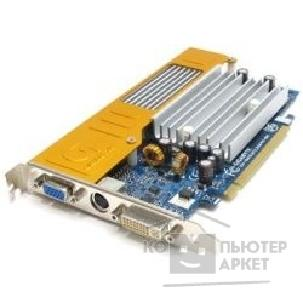 Видеокарта Gigabyte GV-NX62TC256P8 RH , OEM GF 6200TC, 128Mb DDR, TV-OUT, DVI  PCI-E