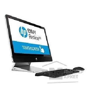 "�������� Hp Envy Recline 23-k400ur [G7S20EA#ACB] 23"" TS i5-4460T 8Gb 2x4Gb 1Tb+8Gb SSD NVIDIA GeForce 830A 2Gb no DVD IPS FHD WLED touch silver- black Kbd&Mouse Win8.1"