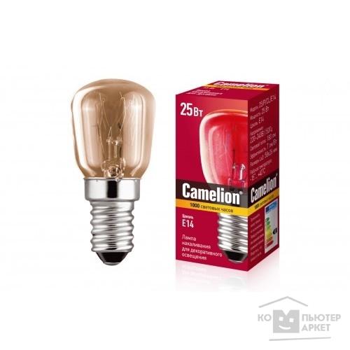 Camelion MIC 25/P/CL/E14 (Эл. мини-лампа накаливания Т26)/Camelion Camelion 13649