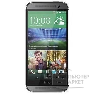 Мобильный телефон Htc One M8 16Gb Dual Sim [99HZV013-00] Gray 4G LTE