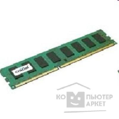 ������ ������ Crucial DDR3 DIMM 8GB PC3-10600 1333MHz CT102464BA1339