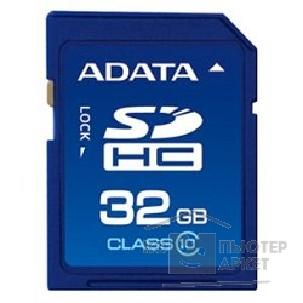 Карта памяти  A-data SecureDigital 32Gb  ASDH32GCL10-R