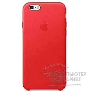 ���������� � ����������,��������� Apple MKXX2ZM/ A  iPhone 6/ 6s Leather Case - Red