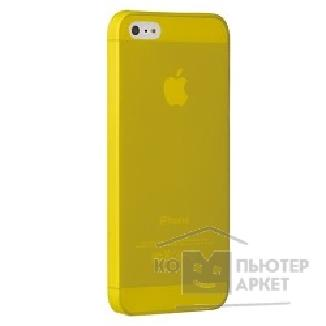 Чехол Ozaki O!coat 0.3 JELLY for iPhone 5/ 5S. Yellow OC533YL