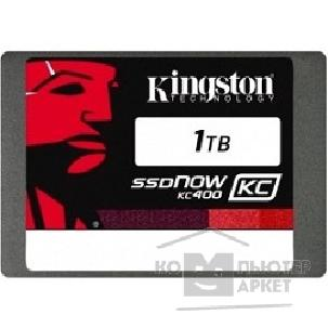 накопитель Kingston SSD 1TB KC400 Series SKC400S37/ 1T
