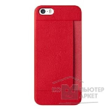 ����� Ozaki O!coat 0.3 + Pocket case for iPhone 5/ 5S. Red OC547RD