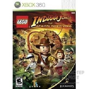 Игры Microsoft LEGO Indiana Jones 2: the Adventure Continues