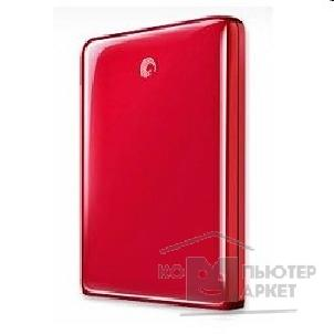 "Носитель информации Seagate HDD  500Gb 2.5"" GoFlex STAA500203, USB 2.0, red"