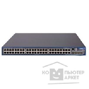 Сетевое оборудование Hp JD375A  A5500-48G EI Switch  48*10/ 100/ 1000 +4 SFP,Full Duplex,VLAN , 19""