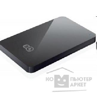 "носитель информации 3Q Portable HDD 500GB, black, 2.5"" SATA HDD 5400rpm inside, USB2.0, Rainbow 2 SLIM, RTL, HDD-U290S-BB500"