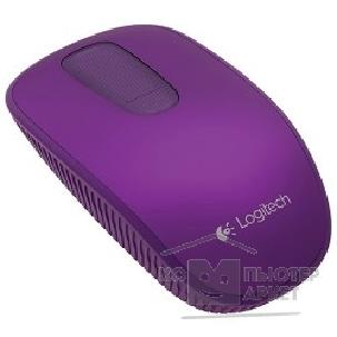 Мышь Logitech 910-003680 Мышь  Zone Touch T400 Wild Plum