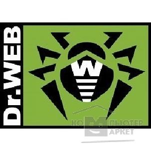 "���������������� ����� �� ������������� �� Dr. Web LBW-AC-12M-10-B3 Dr.Web Desktop Security Suite �� 10 �� �� 1 ��� ��������� ��� ""������� ����� - ������"""