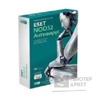 Программное обеспечение Eset NOD32-ENA-NS-BOX-1-1 NOD32 Standard newsale for 1 user