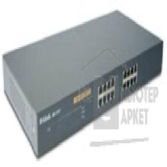 Сетевое оборудование D-Link DGS-1016T 16-10/ 100/ 1000Mbps Ethernet ports Unmanaged Switch