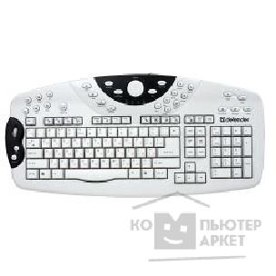 ���������� Defender Keyboard  S Luna KM-2080 W ����� , USB, ���� ������� ��-��