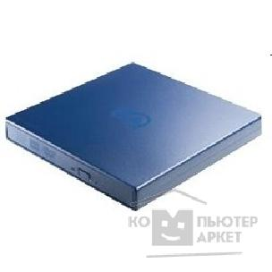 Устройство чтения-записи 3Q Lite DVD±RW Slim External ODD-T105-YCB08 , USB 2.0, Blue Retail