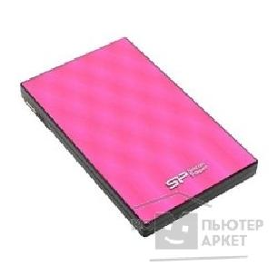"�������� ���������� Silicon Power HDD 2.5""  Diamond D10 1Tb, USB 3.0, Pink [SP010TBPHDD10S3P]"