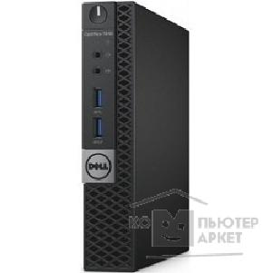 Компьютер Dell Optiplex 7040 [7040-8538] Micro i5-6500T/ 4Gb/ 500Gb/ HD530/ noDVD/ W7Pro/ k+m