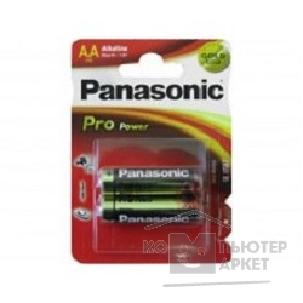 Батарейка Panasonic ProPower LR6PPG/ 2BP LR6 AA  2 шт. в уп-ке