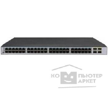 Коммутаторы, Маршрутизаторы Huawei CE5810-48T4S-EI  CE5810-48T4S-EI Switch 48-Port GE RJ45,4-Port 10GE SFP+,Without Fan and Power Module