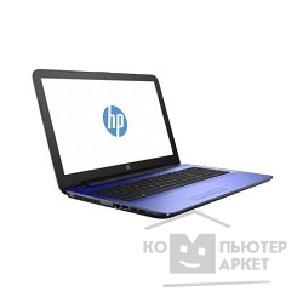 "Ноутбук Hp 15-ba504ur [X5D88EA] E2 7110/ 4Gb/ 500Gb/ 15.6""/ HD/ W10 Blue"