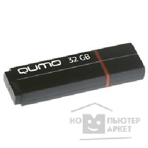 Носитель информации Qumo USB 3.0  32GB Speedster [QM32GUD3-SP-black]