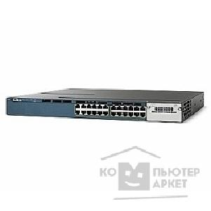 Сетевое оборудование Cisco WS-C3560X-24P-E Catalyst 3560X 24 Port PoE IP Services