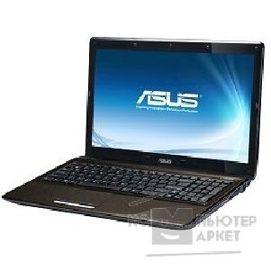 "Ноутбук Asus K52JT i3 380M/ 3072/ 320G/ DVD-SMulti/ 15,6""HD/ ATI 6370 1Gb DDRIII/ WiFi/ camera/ W'7 Basic"