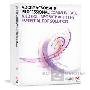 ���������������� ����� �� ������������� �� Adobe ACP80RUWAOOG - Acrobat Pro 8.0 RU Gov. license 450
