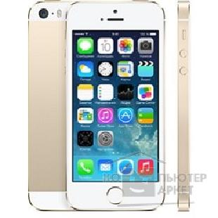 Смартфон Apple iPhone 5S 32GB Gold LTE 4G A1457 ME437RU/ A