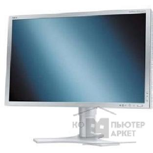 "������� Nec 25.5"" LCD2690WUXi, White"