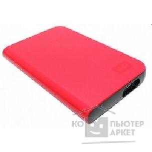 "Носитель информации Western digital HDD 500Gb WDMER5000R  USB2.0, 2.5"" red"