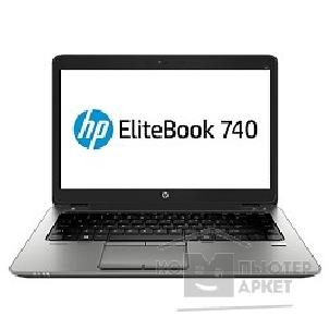 "Ноутбук Hp EliteBook 740 G1 [J8Q81EA#ACB] 14"" HD i3-4030U/ 4Gb/ 500Gb/ Cam/ BT/ WiFi/ W7Pro+W8Pro"
