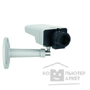 Цифровая камера Axis M1124 HDTV 720p resolution, day/ night, fixed camera with CS-mount varifocal 3-10.5 mm DC-iris lens. Multiple, individually configurable H.264 and Motion JPEG streams; max HDTV 720p at 30 fps