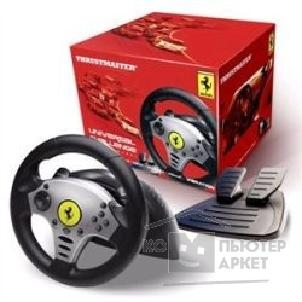 Руль Thrustmaster 4060046 Challenge Racing Wheel PS2/ Xbox/ Gamecube. Руль + педали